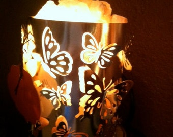 Himalayan Salt Butterfly Cylinder