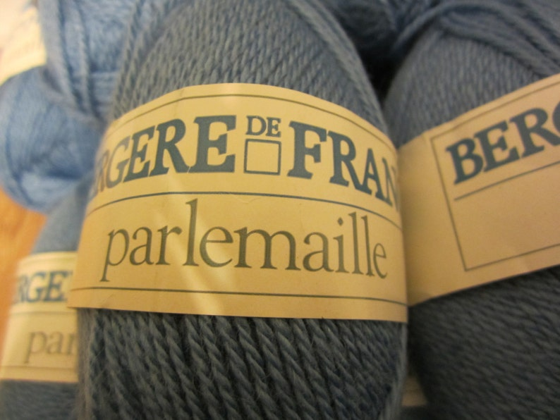 Parlemaille by Bergere de France