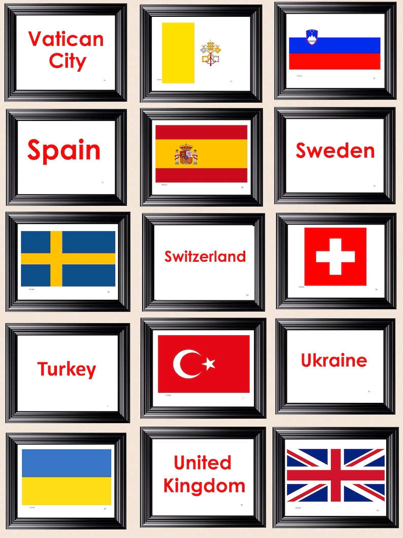 picture regarding Printable Country Flags called Boy or girl flashcards of all flags of the international. Printable 404 Extremely High definition Flashcards. globe flags Electronic Down load. Geography Flash Playing cards.