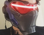 Soldier 76 Mask from Over...