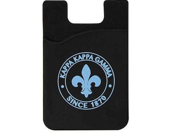 Kappa Kappa Gamma Wallet for Cell Phones