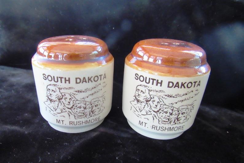 Mount Rushmore Salt /& Pepper Shakers