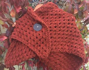 Fall shawl