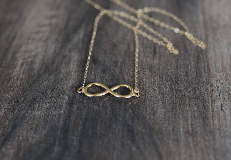 Halskette Unendlich Liebe Anhänger Unendliche Zeichen vmNnw80