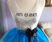 Mis Quince Tank Top with ...