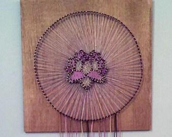 Dreamcatcher - Custom String Art