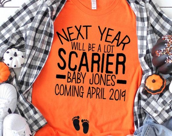Pregnancy Announcement HALLOWEEN / Something Good is Brewing / Funny mom shirt / Mom T-Shirt / Mom shirt / I'm pregnant Halloween