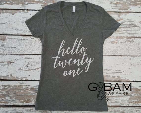 Custom Birthday Shirt or Tank // Ladies Birthday shirt // Any age // Customizable Birthday //
