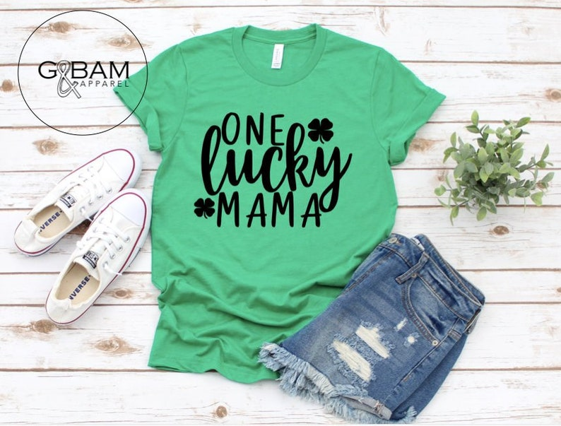 f764a2fa St. Patricks Day Pregnancy Announcement Shirt/ Extra Lucky | Etsy