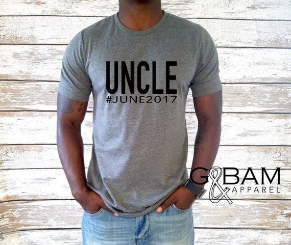 Uncle T-shirt / Uncle Shirt / New Uncle Gift / You're a uncle
