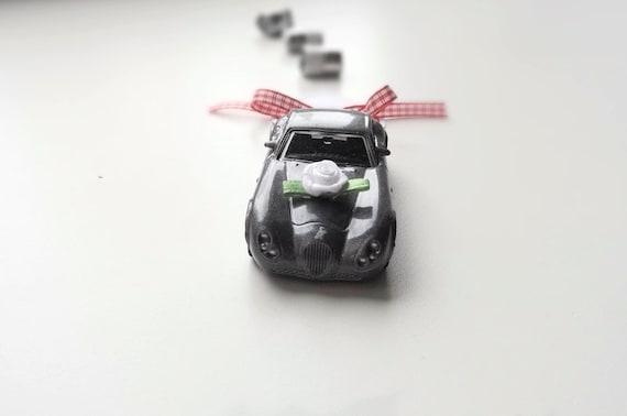 Geldgeschenk Verpackung Für Hochzeit Auto Bahn Rot Etsy