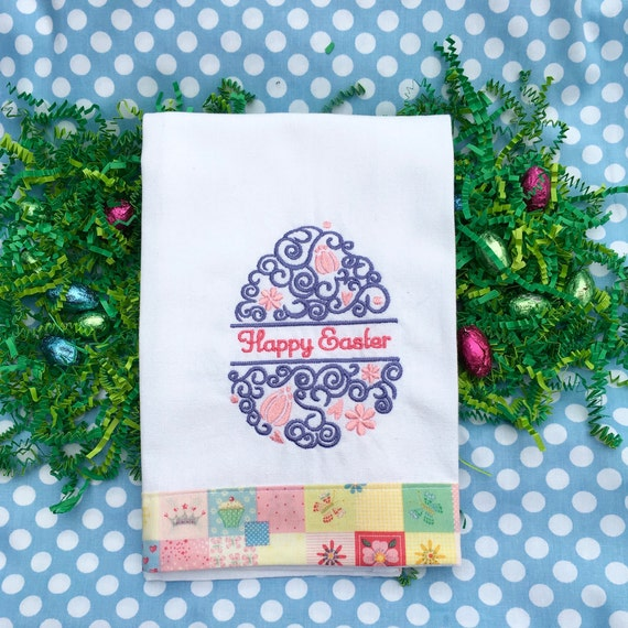 Easter decor Easter Kitchen Towel He is Risen decor He is Risen Kitchen Towel