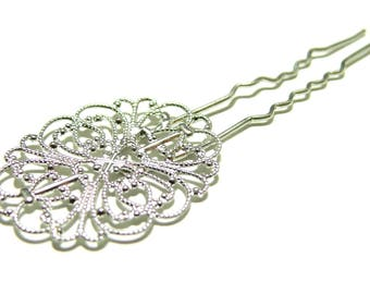 Finish jewelry 10 Support hairpin lace PP