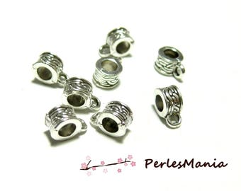 100 Silver twisted 2 B 5359 old bails