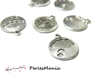 Crafting supplies: Dream dream cloud old money ref 158 10 pendants