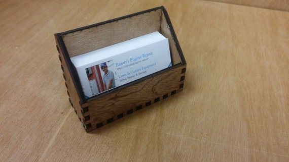 Beautiful laser cut business card holders customization reheart Images