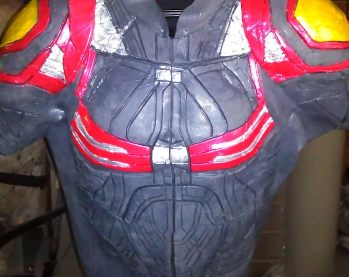 Falcon Chest Armor Jacket