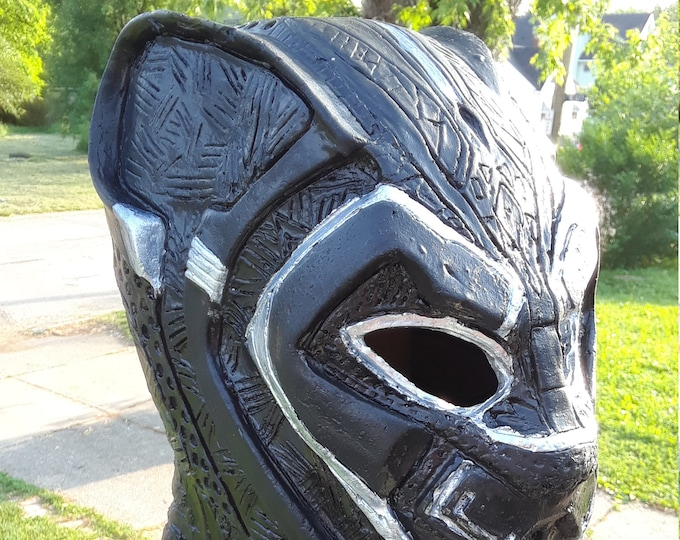 Black Panther Deluxe Mask - Affinity Wars