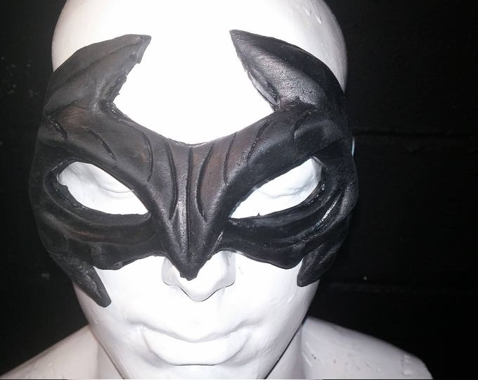 Robin (Damian Wayne) Domino Latex Rubber Eye-Mask