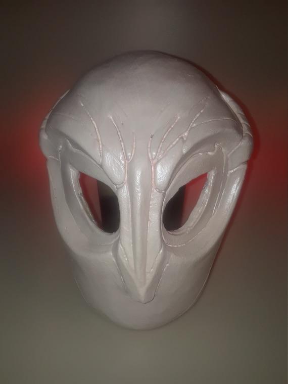 Court Of Owls Mask Etsy