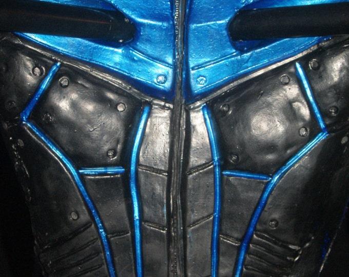 Nightwing Back Armor
