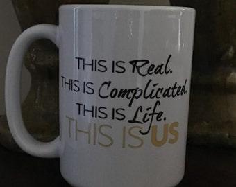 This Is Us 15 oz. Mug