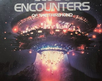 The Special Edition Close Encounters of the Third Kind Laserdisc
