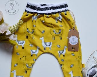 8e514f3378 Llama pants | Etsy