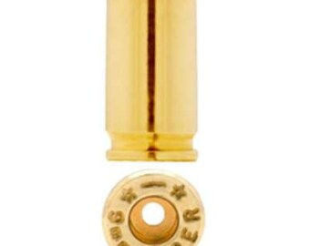 9mm Luger New Starline Brass. Free Shipping. Pkg 100/200/500/1000