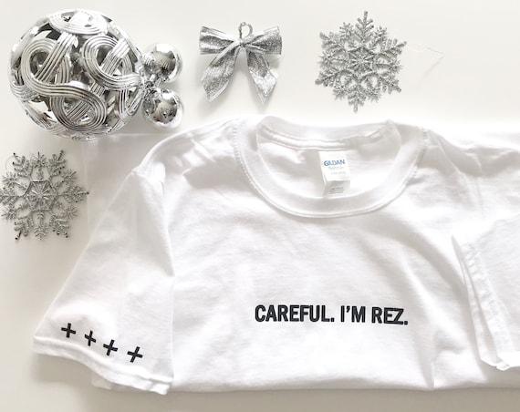 I'm Rez Tee