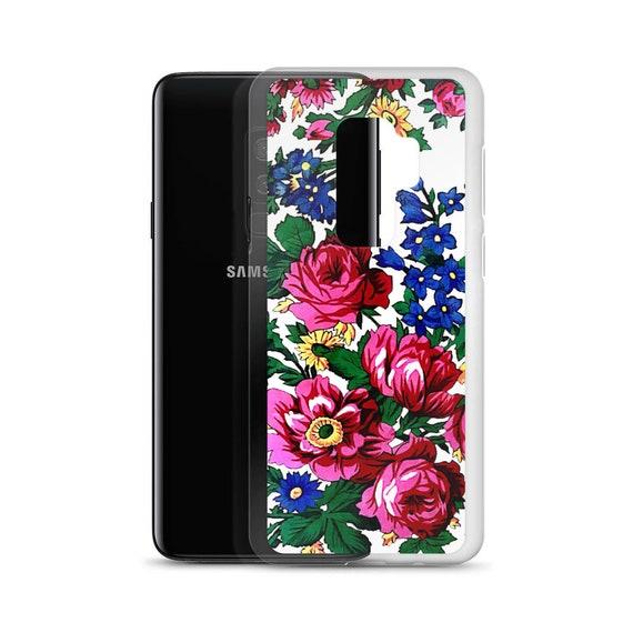 Floral Samsung Phone Case