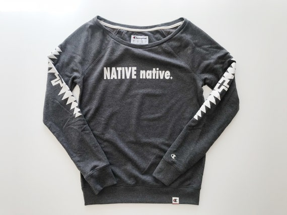Oh You NATIVE native Champion Terry Cotton Sweatsuit