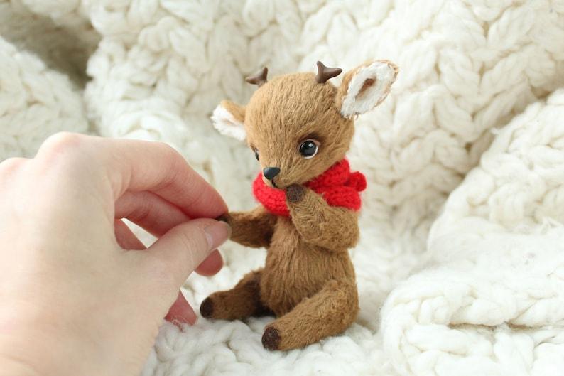Teddy Weihnachten.Pdf Pattern Xmas Deer Artist Teddy Bear Ooak Stuffed Animal Soft Toy Weihnachten Bear And Clothes Christmas Toy New Year Gift For Her Kawaii