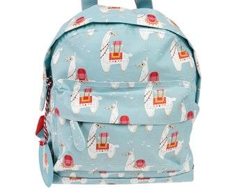 1508f64edce5 Personalised Llama Backpack