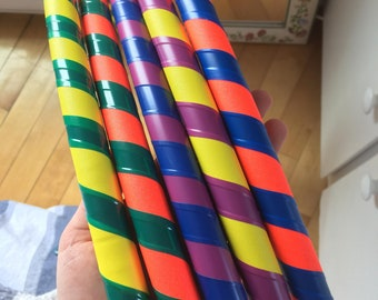 Hula Hoop.  1/2 inch thick. Customization.