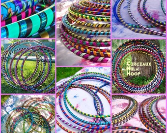 Handcrafted and designed Hula hoop