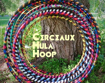 Adult and beginners Hula Hoop. Great hoop perfect for beginners, 3/4 inch, possible customization, customized orders