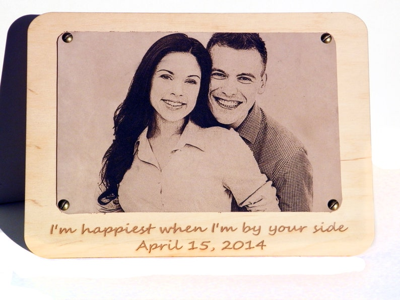 5th Wedding Anniversary Gift Ideas For Him For Her For Husband Etsy