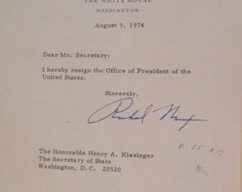 Resignation letter | Etsy