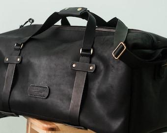 Large Papa duffle, large duffle bag, leather duffle bag, leather travel bag, leather gym bag, leather weekender bag, luggage bag,weekend bag