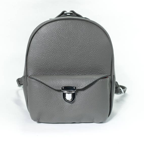 Womens backpack leather bag purse small backpack backpack   Etsy 3ddf876aaa