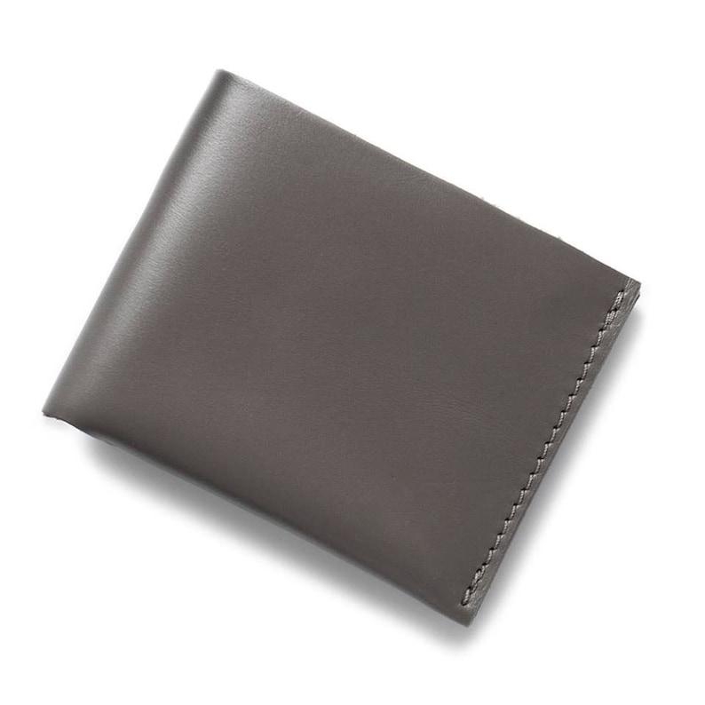 72af57cc4a9 Mini cartera monedero pequeño monedero de cuero billetera