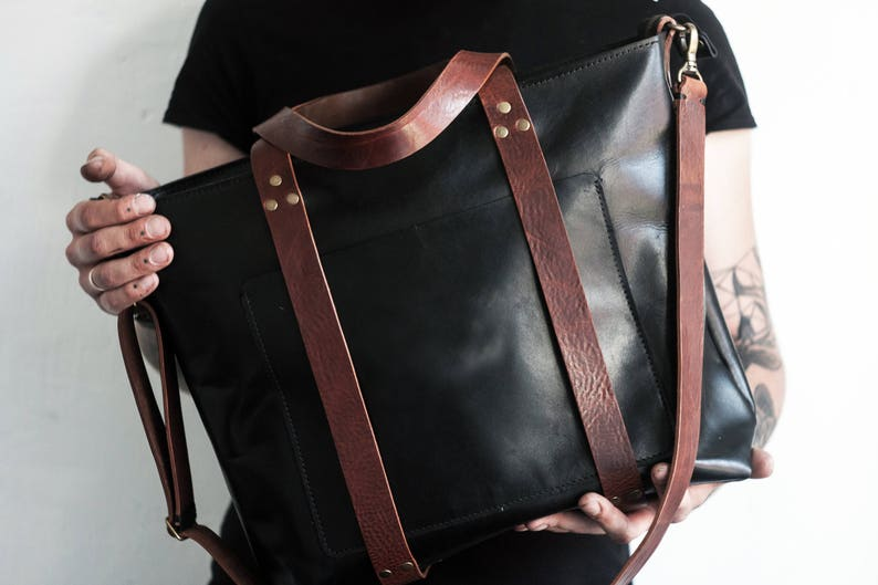 d77ef27f99 Womens leather bag womens tote leather tote bag leather