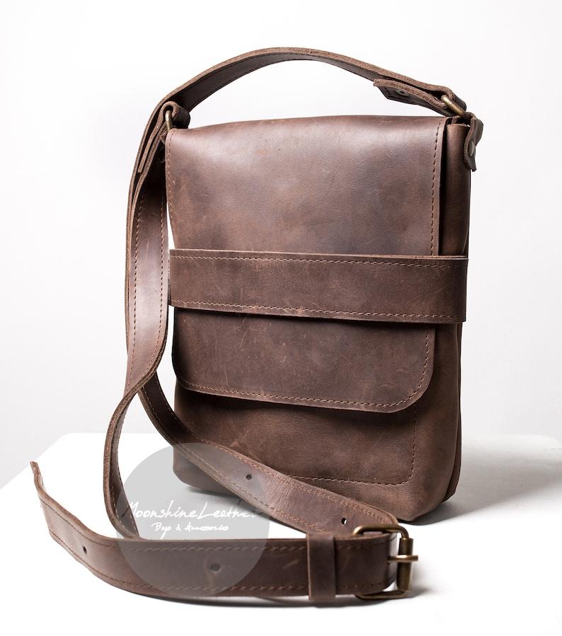 5598bef88b7 Mens messenger small crossbody bag men leather bag men bag