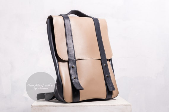 Womens backpack Leather backpack purse Mens backpack School backpack  Backpack leather Hipster backpack PERSONALIZED Gift Laptop backpack b966b98992dc