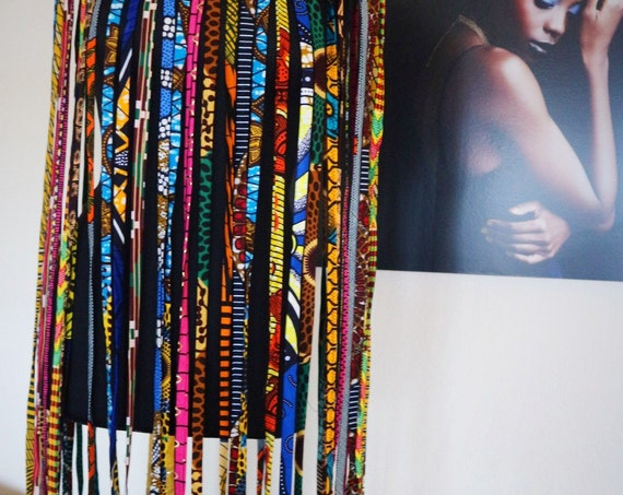 Long Colourful Necklace