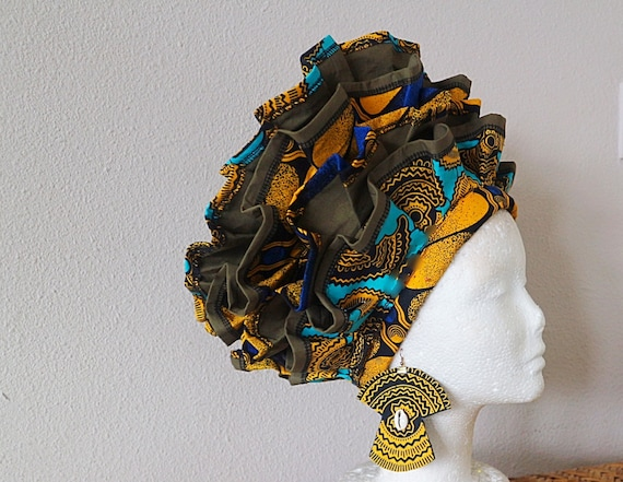 Beautiful Oshun hat