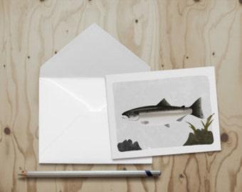 Alaskan Wildlife Series Note Cards