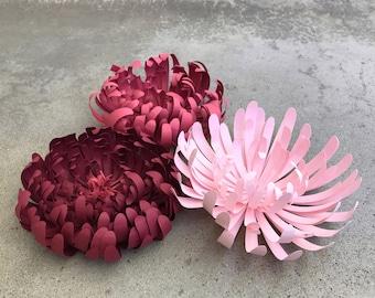 Diy paper flowers etsy mightylinksfo