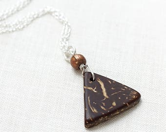 ON VACATION, Natural Essential Oil Diffuser Necklace
